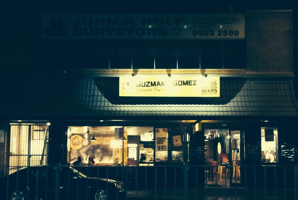 Pro Image Electrical - Commercial - Shop Front Lighting