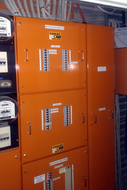 Pro Image Electrical - Commercial - Industrial Switchboard