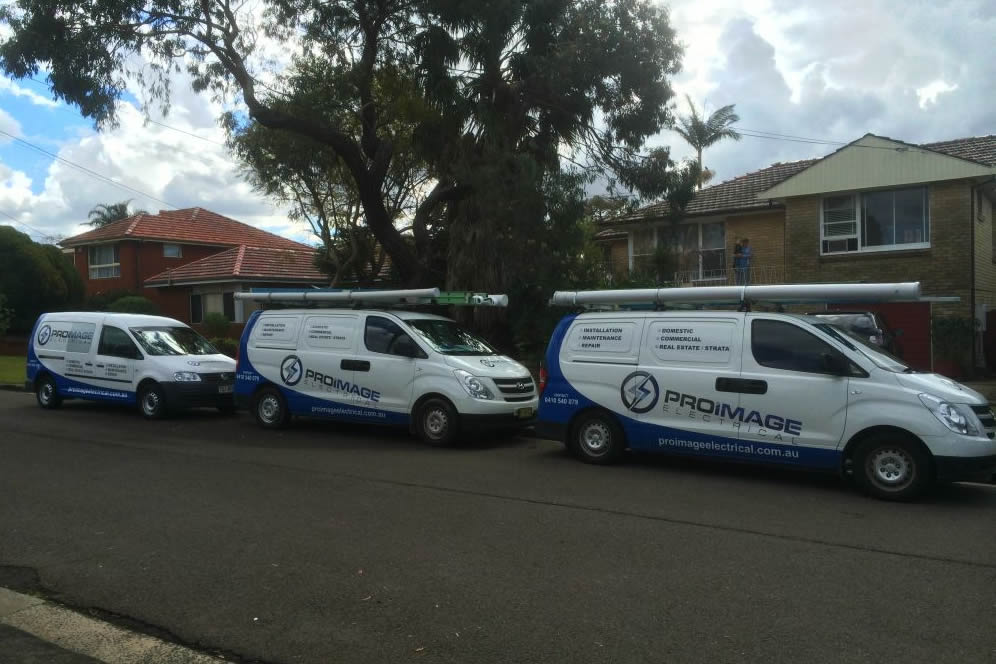 Pro Image Electrical - Domestic - Always At Your Service