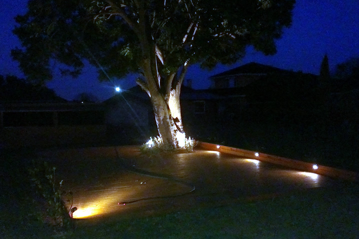 Pro Image Electrical - Garden Lighting - Feature Lighting