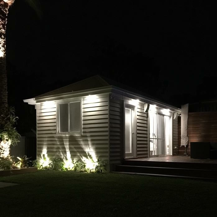Pro Image Electrical - Garden Lighting - Garden & House Lighting