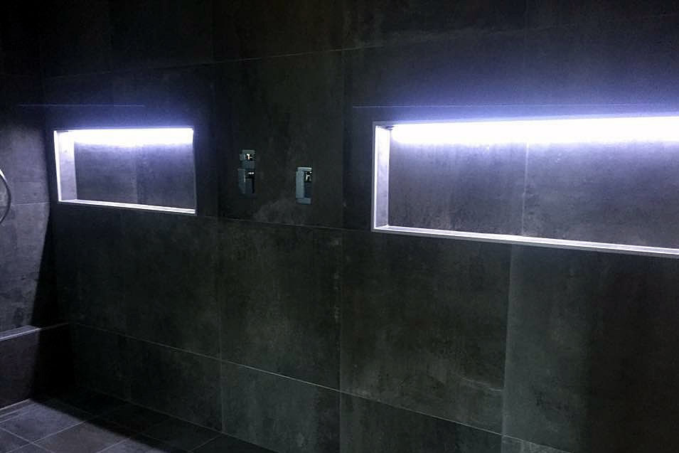 Pro Image Electrical - Domestic - Bathroom Lighting