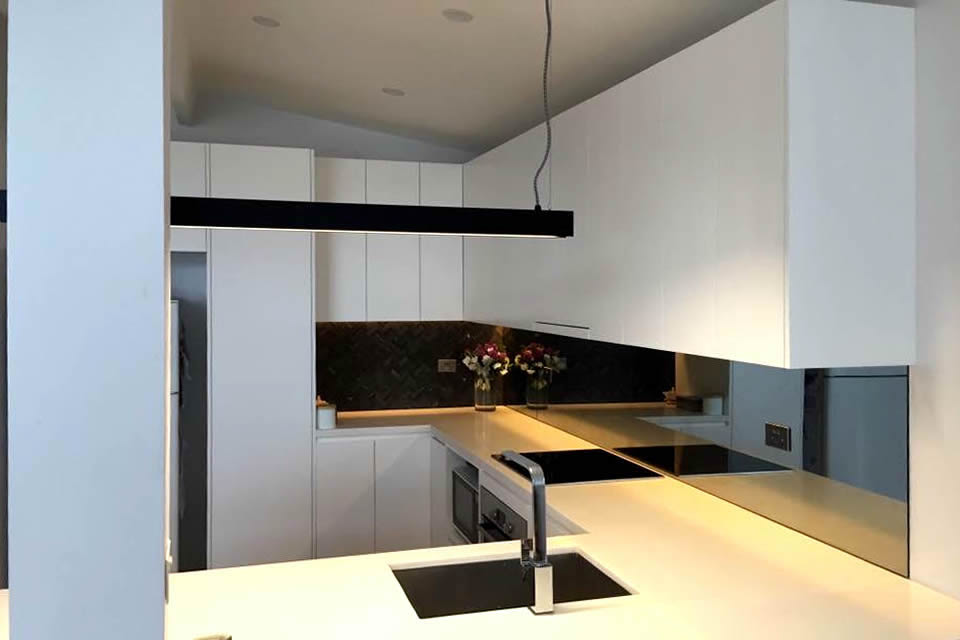 Pro Image Electrical - Domestic - Kitchen Lighting & Electrical