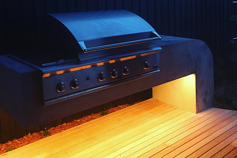 Pro Image Electrical - Garden Lighting - Garden BBQ Lighting