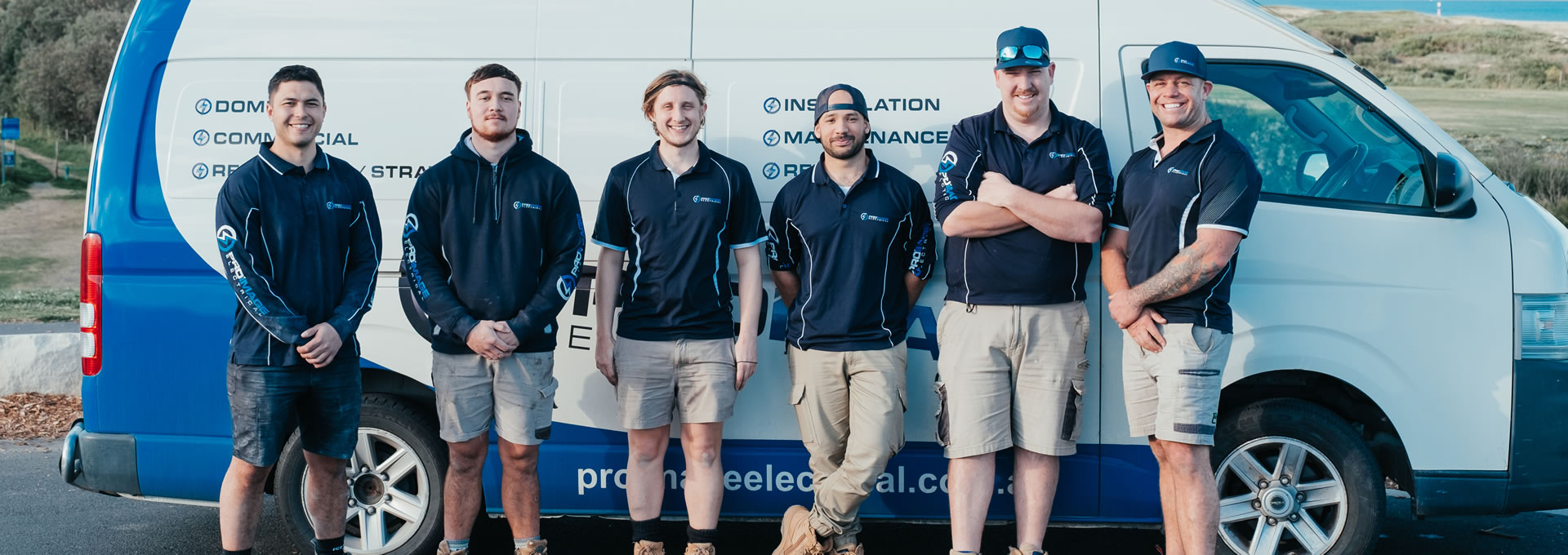Pro Image Electrical -Sutherland Shire Team