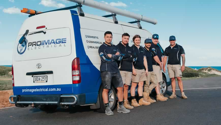 Pro Image Electrical - Commercial Electrical