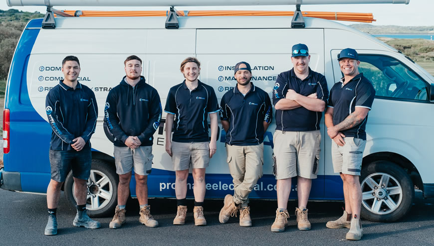 Pro Image Electrical - Domestic Services